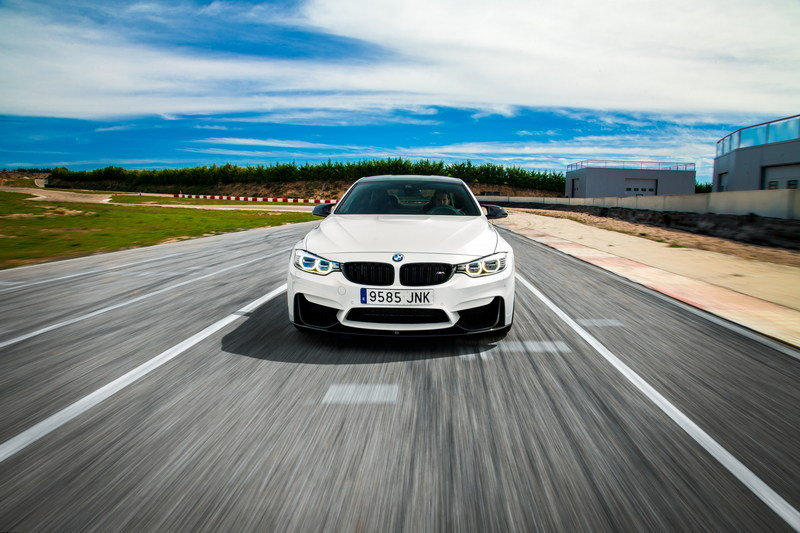 2017 BMW M4 Competition Sport Edition High Resolution Exterior - image 675272