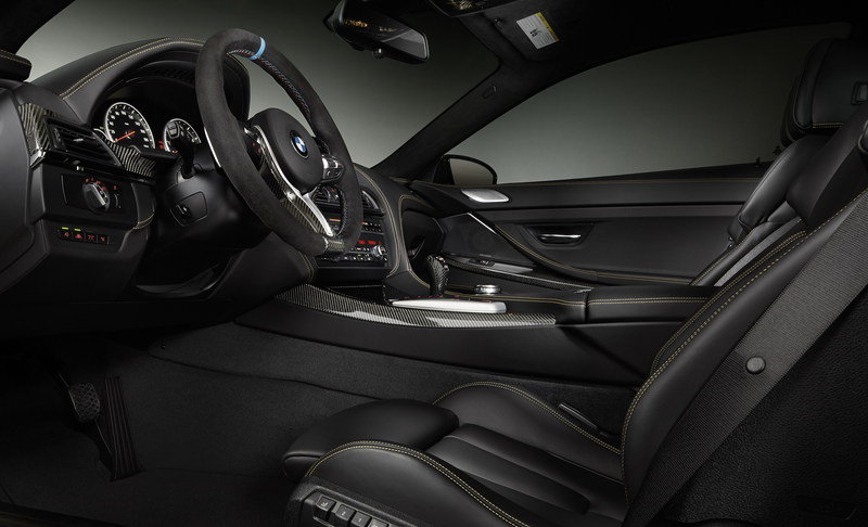 2016 BMW M6 Celebration Edition Competition High Resolution Interior - image 678002