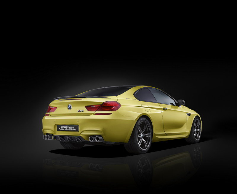 2016 BMW M6 Celebration Edition Competition High Resolution Exterior - image 678003