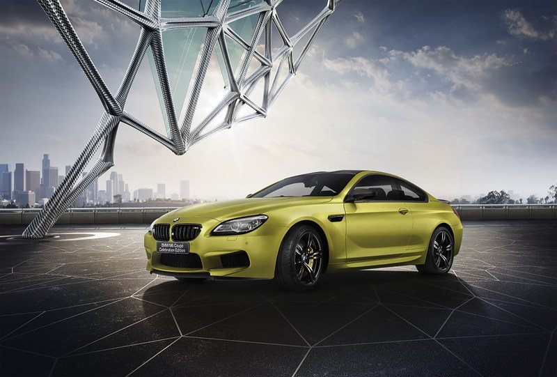 2016 BMW M6 Celebration Edition Competition
