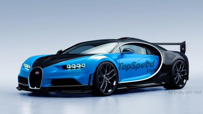 Bugatti Chiron Reviews Specs Prices Top Speed