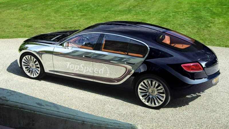 Bugatti Now Considering Building The Galibier
