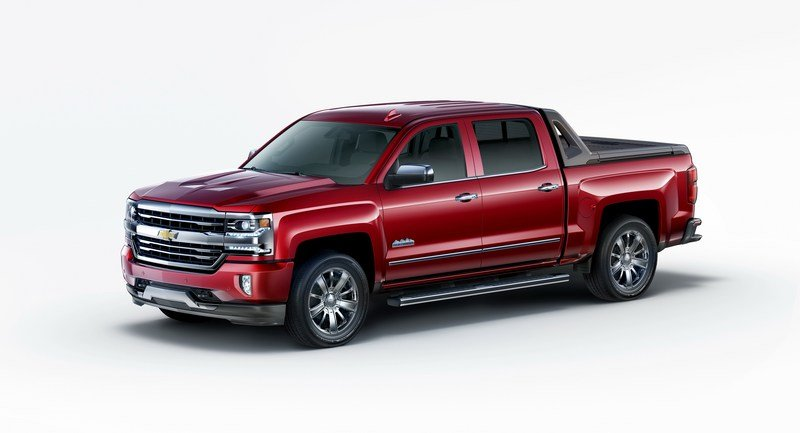 2016 Chevrolet Silverado High Desert High Resolution Wallpaper quality - image 675436