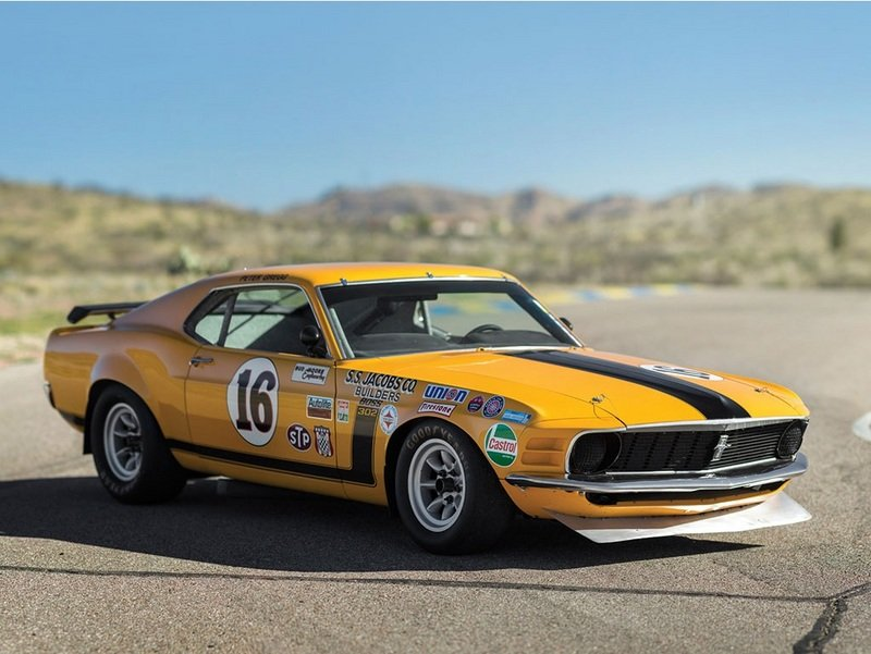 Jim Click's Ford Performance Collection Headed To Auction - image 674945