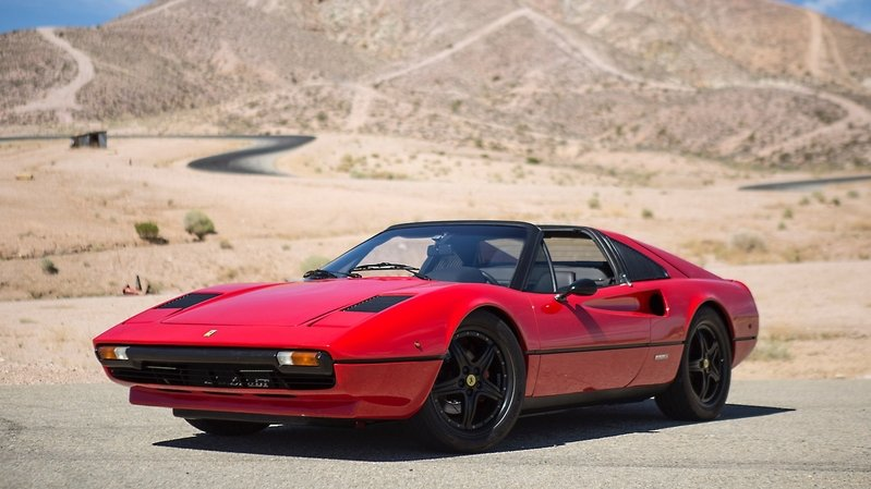 1978 Ferrari 308 GTS By Electric GT