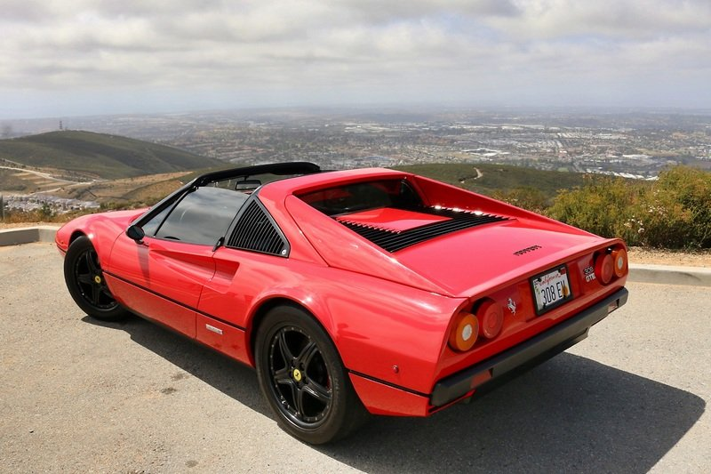 1978 Ferrari 308 GTS By Electric GT High Resolution Exterior - image 674809