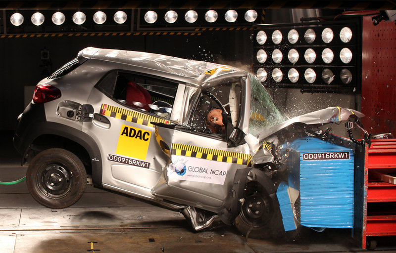 Five Indian-Market Cars Fail Horribly During Global NCAP Crash Testing