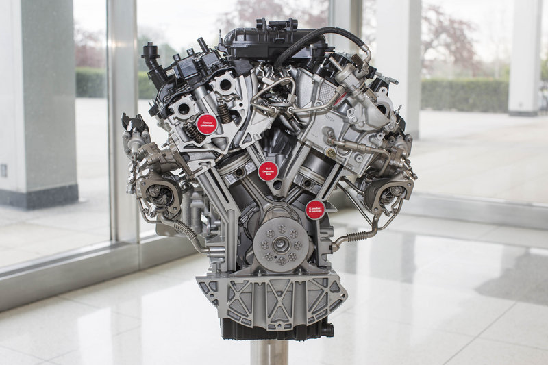 Ford F-150 Getting Updated 3.5-liter EcoBoost, 10-Speed Auto for 2017 - image 674769