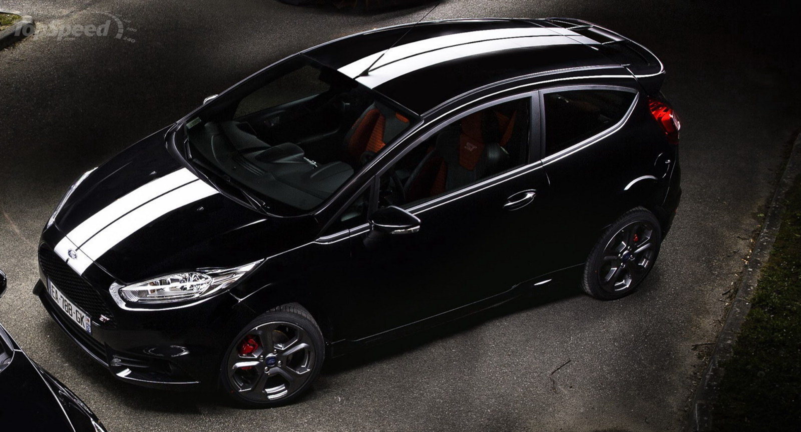 2016 Ford Fiesta ST Le Mans 50th Anniversary Edition