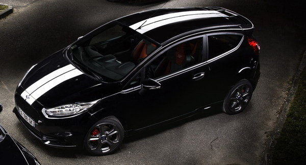 fiesta ford st le edition mans anniversary 50th speed topspeed