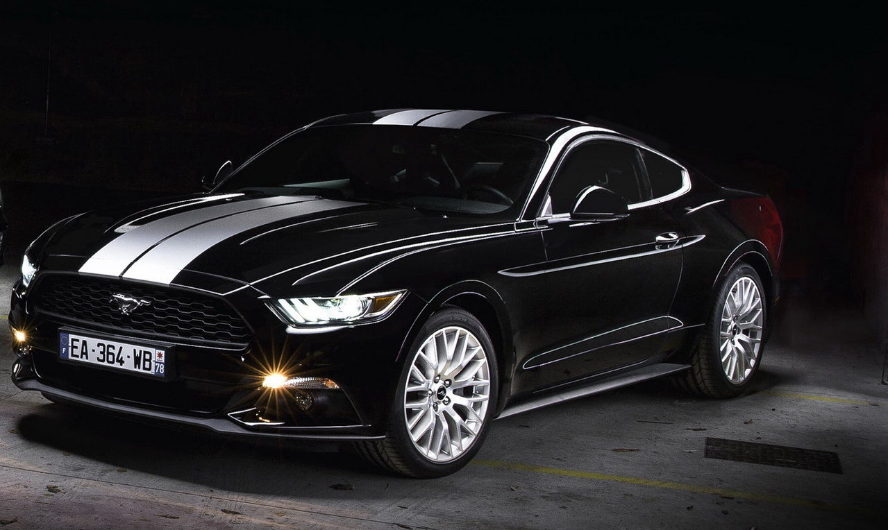 2016 ford mustang le mans 50th anniversary edition picture 677715. Cars Review. Best American Auto & Cars Review
