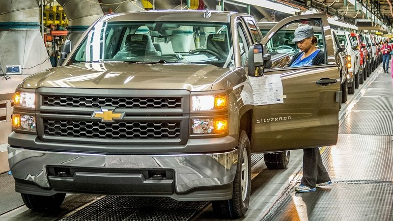 GM Rumored to Bring Truck Production Back To U.S.
