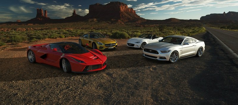 Gran Turismo Sport Announced For November 15 Launch, Pre-Orders Now Accepted