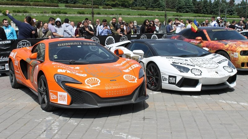 Cars For 3000: Gumball 3000 News And Reviews