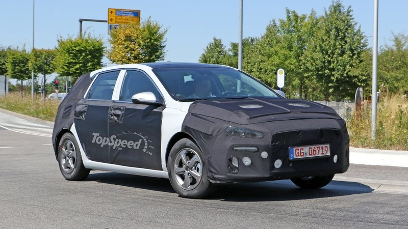 Hyundai Preparing i30 N For 2017 Launch