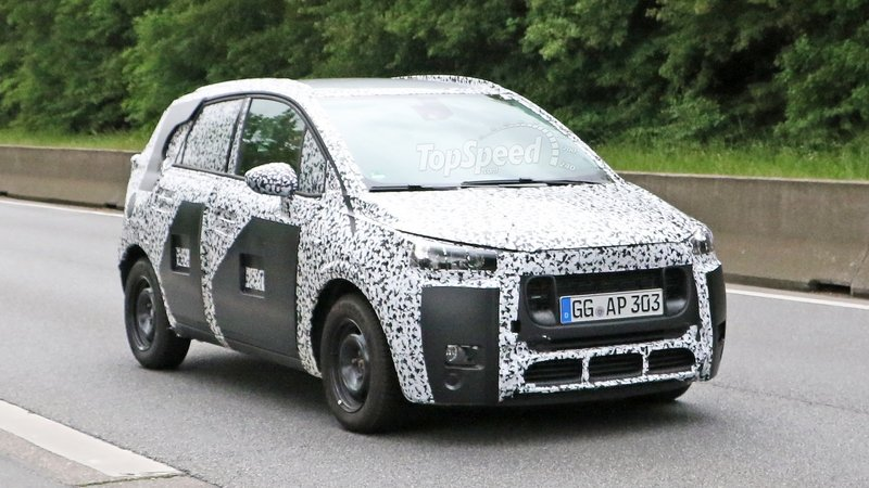 Is Peugeot Already Testing the Next-Generation 2008?