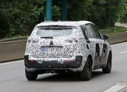 Is Peugeot Already Testing the Next-Generation 2008? - image 677180