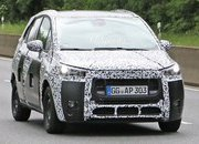 Is Peugeot Already Testing the Next-Generation 2008? - image 677183