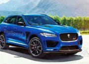 Jaguar is Set to Rattle the BMW X5 M and Porsche Cayenne S with the F-Pace SVR in New York - image 675473