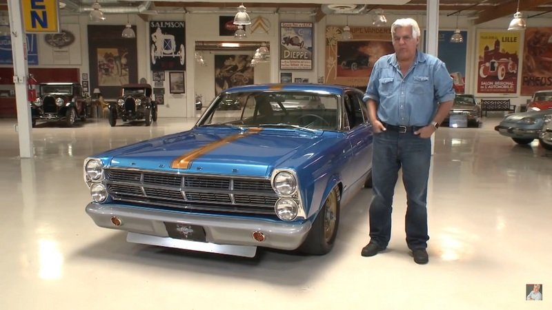 Jay Leno Meets A Heavily Tuned Ford Fairlane: Video