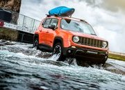 Jeep Renegade Drives Olympic-Standard White Water Rafting Course - image 675253