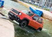 Jeep Renegade Drives Olympic-Standard White Water Rafting Course - image 675256