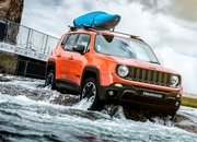 Jeep Renegade Drives Olympic-Standard White Water Rafting Course - image 675352