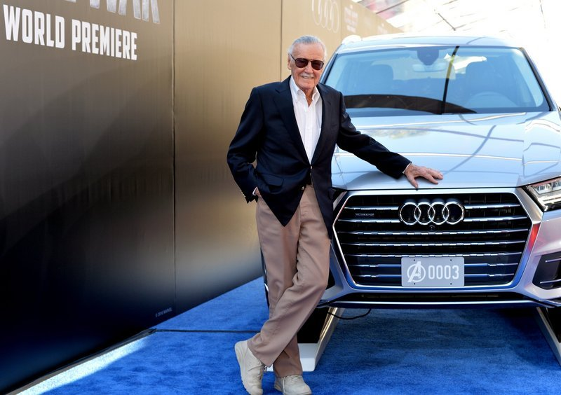 Loren Angelo Talks About The Audi SQ7 And Its Role In The Next Captain America Film