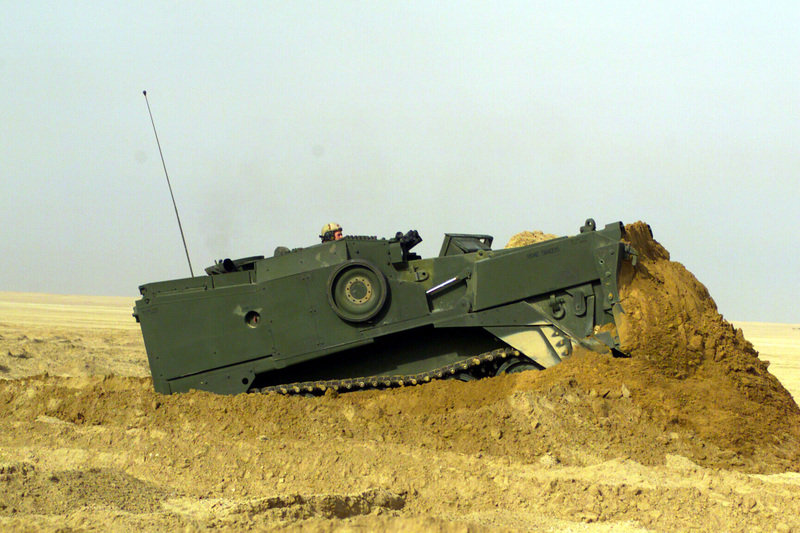 M9 Armored Combat Earthmover - image 677963