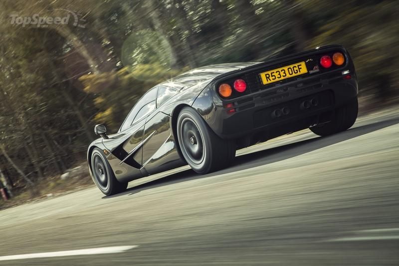 Wallpaper Selection Of The Day  Mclaren F