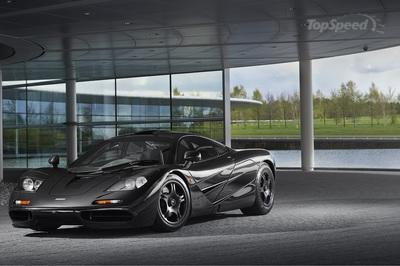 Why The McLaren F1 Is The Greatest Car Ever Made
