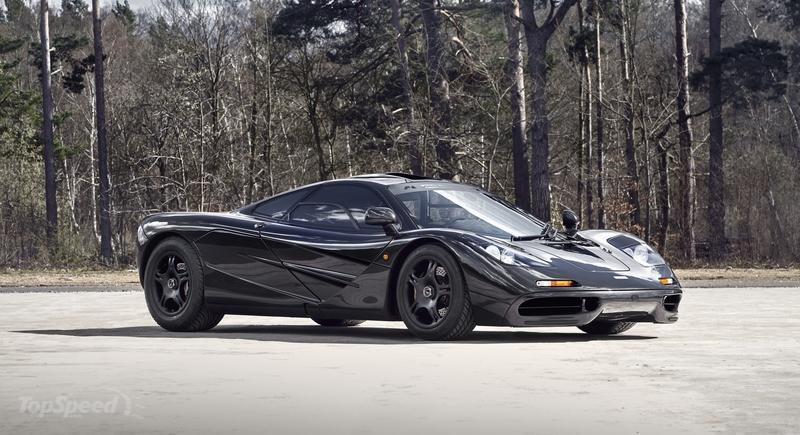 McLaren GT vs McLaren F1 High Resolution Exterior - image 674548