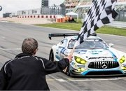 Mercedes Secures Legendary 1-2-3-4 Win At Nürburgring 24 Hours; Weather Strands 69 Cars Early On - image 678044