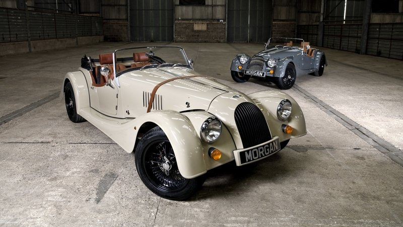 Morgan Resumes Four-Wheeled Vehicle Sales In The U.S.