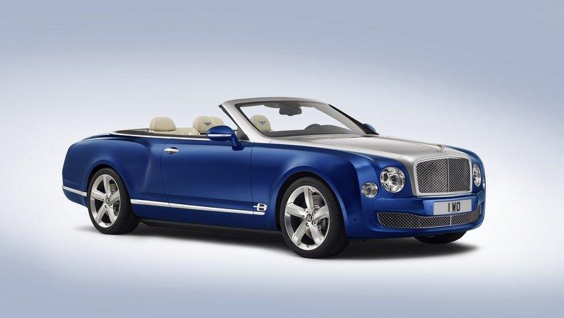 Mulliner Could Build A Limited-Edition Bentley Mulsanne Convertible