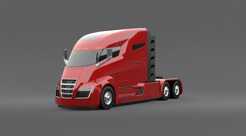 Nikola Motors Gives Up on Battery-Powered Semi in Favor of Hydrogen