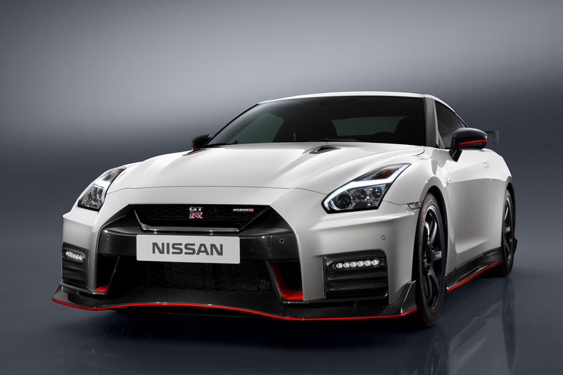 2017 Nissan GT-R Nismo High Resolution Exterior - image 677837