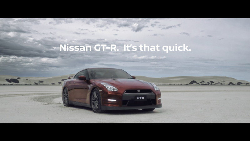 Nissan GT-R vs. Bullet: Video