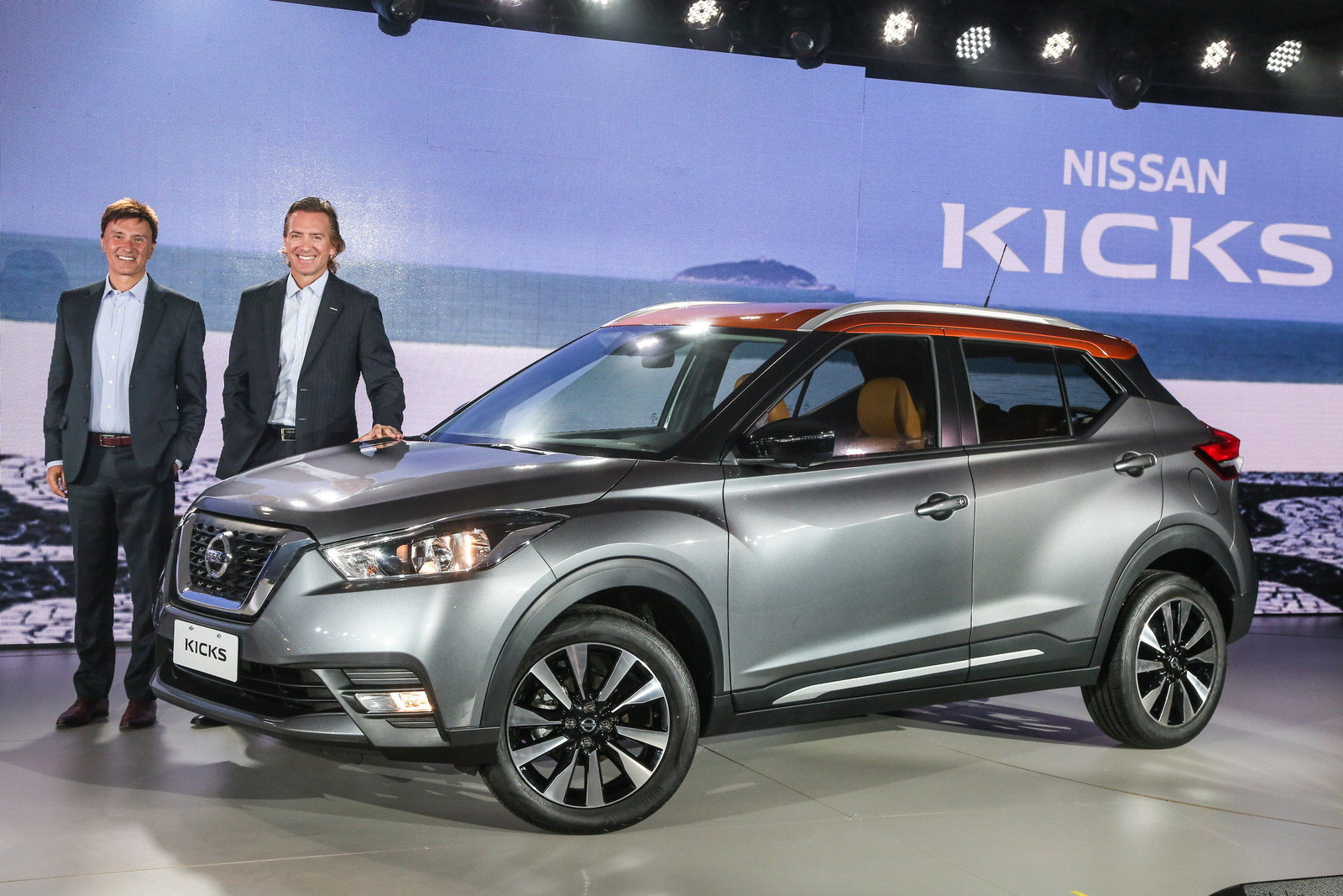 2017 Nissan Kicks - Picture 674589 | car review @ Top Speed