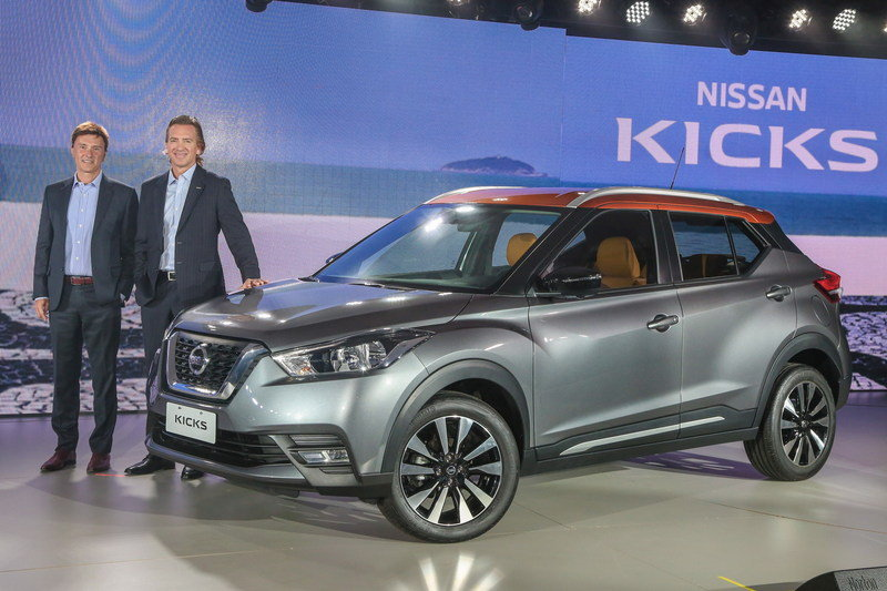 Is Nissan Debuting the U.S.-Spec Kicks at the Los Angeles Auto Show?