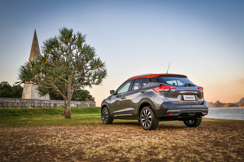 Wallpaper of the Day: 2019 Nissan Kicks