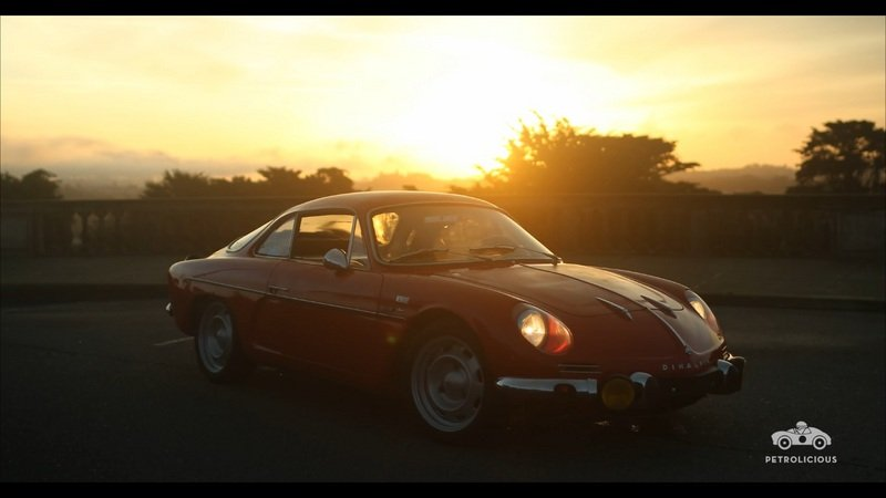 Petrolicious Shows Some Love To The Dinalpin A110