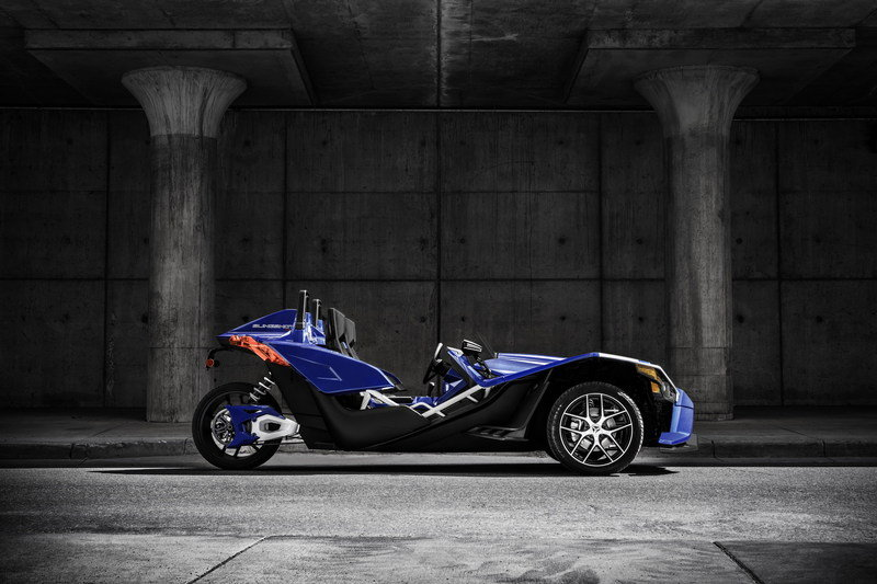 2016 Polaris Slingshot Blue Fire SL Limited Edition