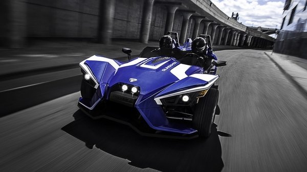 2016 Polaris Slingshot Blue Fire Sl Limited Edition Review