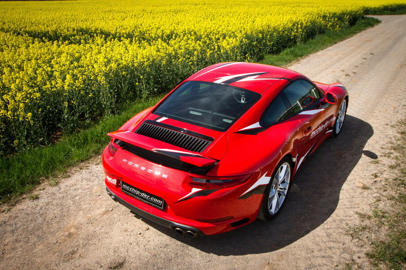 2016 Porsche 911 Carrera S by McChip High Resolution Exterior - image 674851