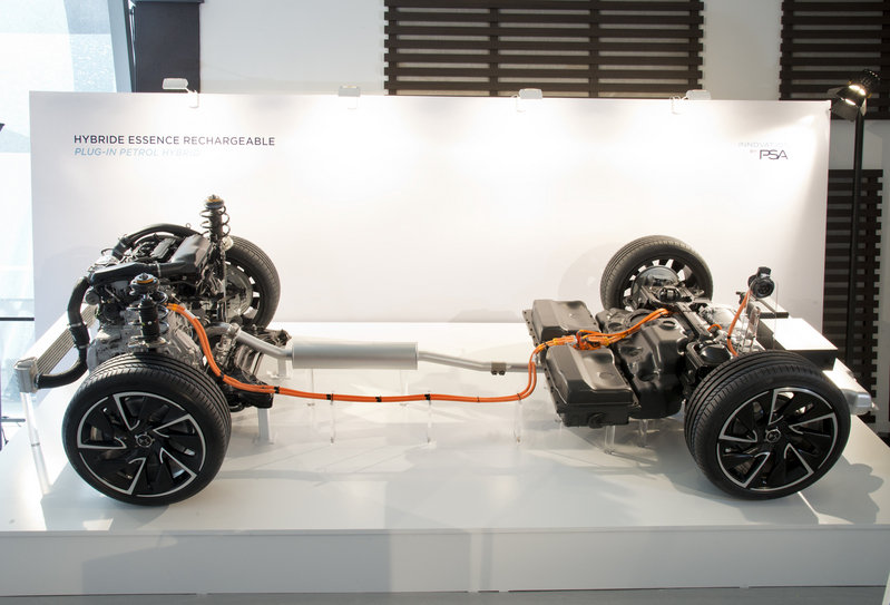 PSA Launches New Electrification Solutions For Its Future Hybrid Cars - image 677670