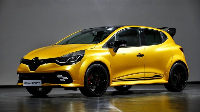 Renault Drops Production Plans For Clio RS16