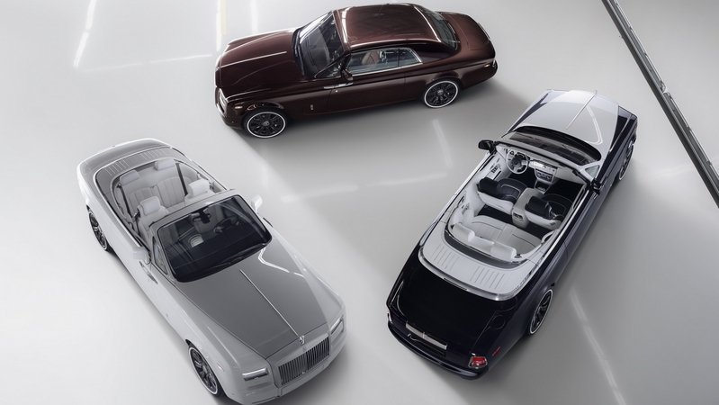 2016 Rolls-Royce Phantom Zenith Collection