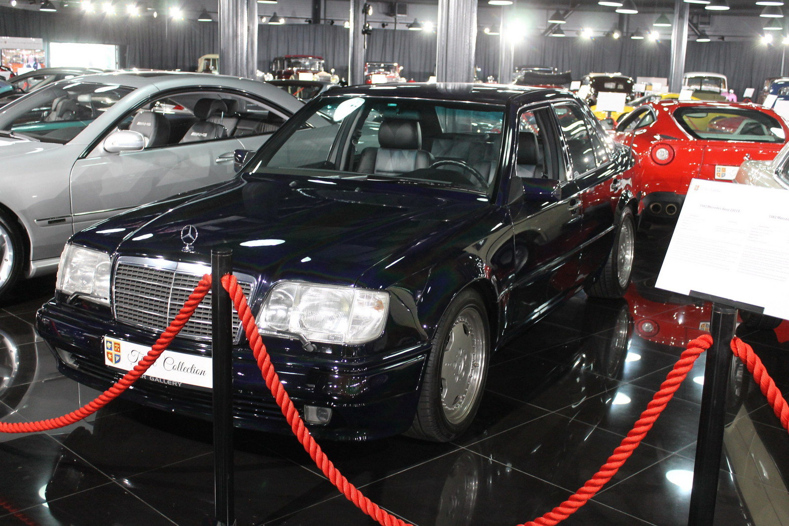 Largest Exotic Car Rally >> A Virtual Tour Of The Tiriac Collection, Romania's Largest Classic Car Exhibit - Picture 675932 ...