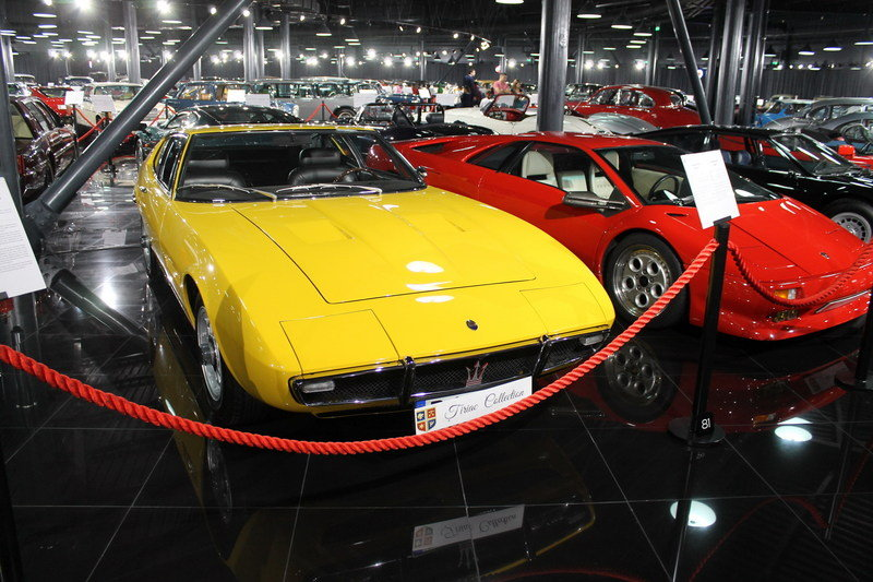 A Virtual Tour of the Tiriac Collection, Romania's Largest Classic Car Exhibit